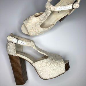 NEW H&M Heels